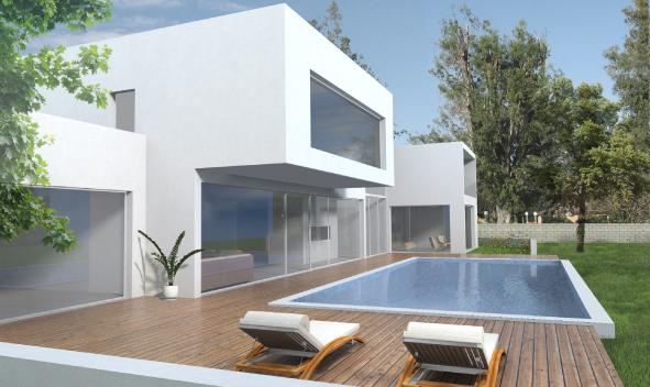 Proyecto en Marbella del estudio de arquitectura