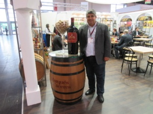 feria del vino de Dusseldorf