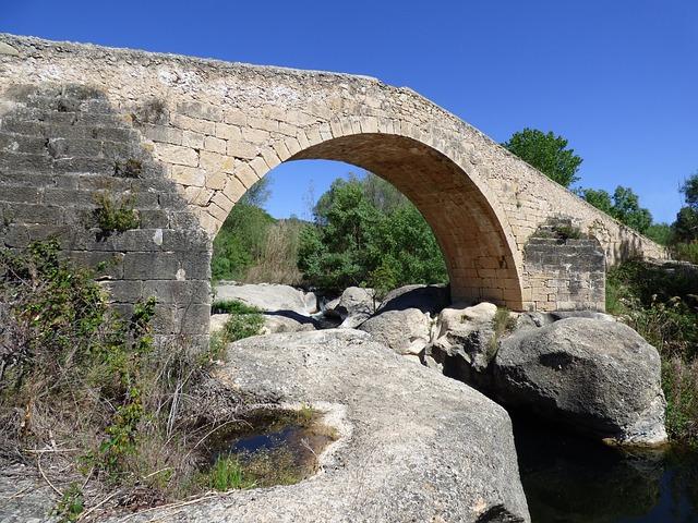 hormigón romano