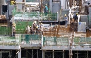 construcción en Málaga