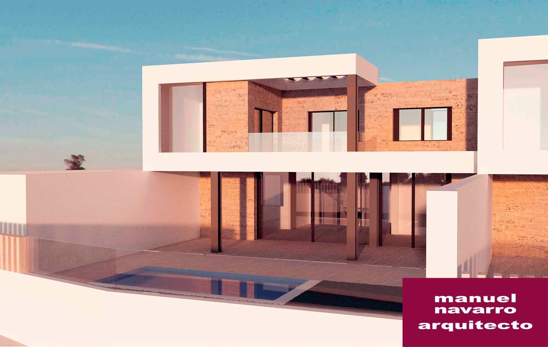 Viviendas en marbella manuel navarro arquitecto - Arquitectos malaga ...