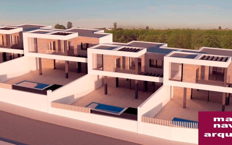 viviendas en sierra blanca