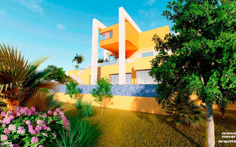arquitectura en mijas