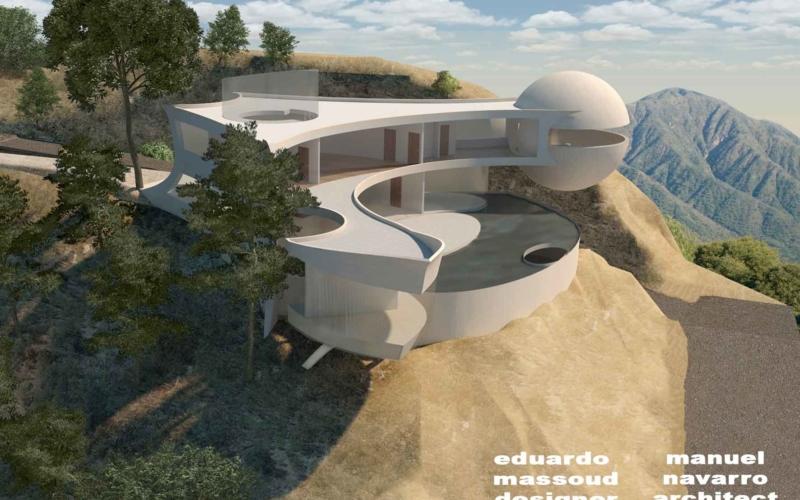 vivienda esfera en Benahavis