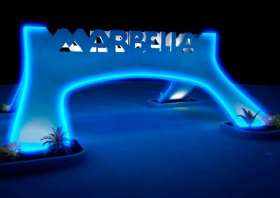iluminación en Marbella