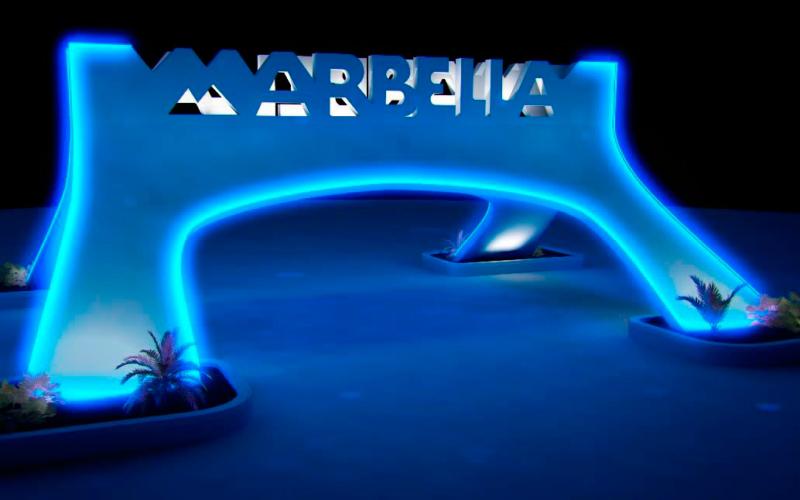 iluminacion eficiente marbella