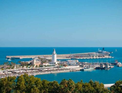 El tren volverá a llegar al Puerto de Málaga