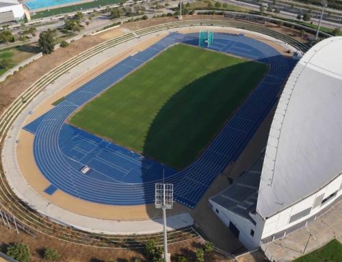 El Estadio Ciudad de Málaga homologado por la Federación