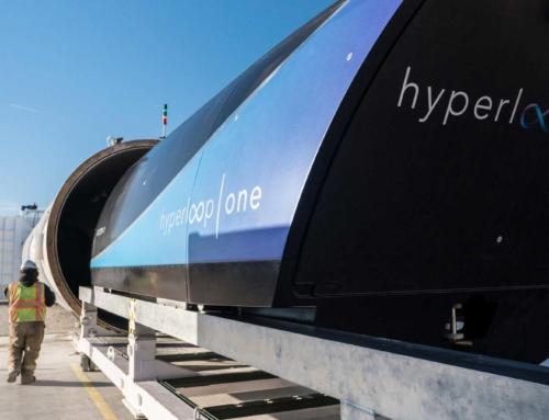 El centro de desarrollo del tren Hyperloop estará en Málaga