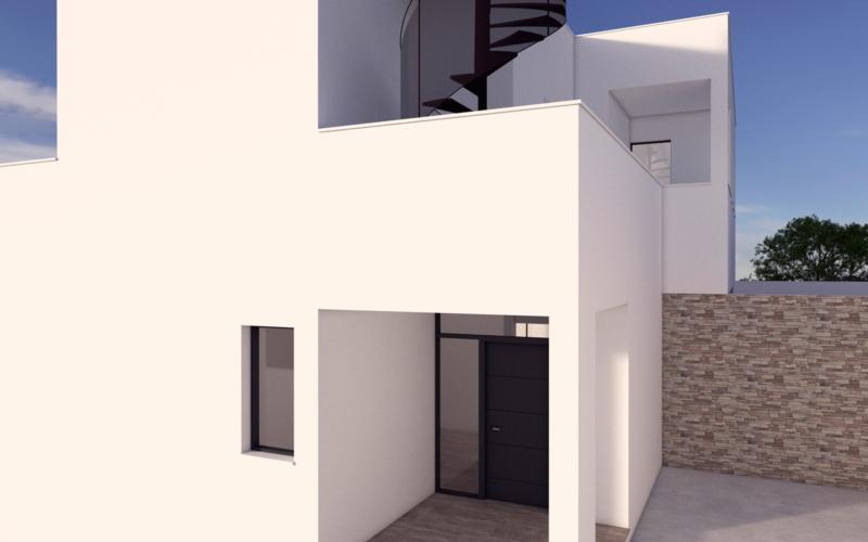 arquitectura en Coín