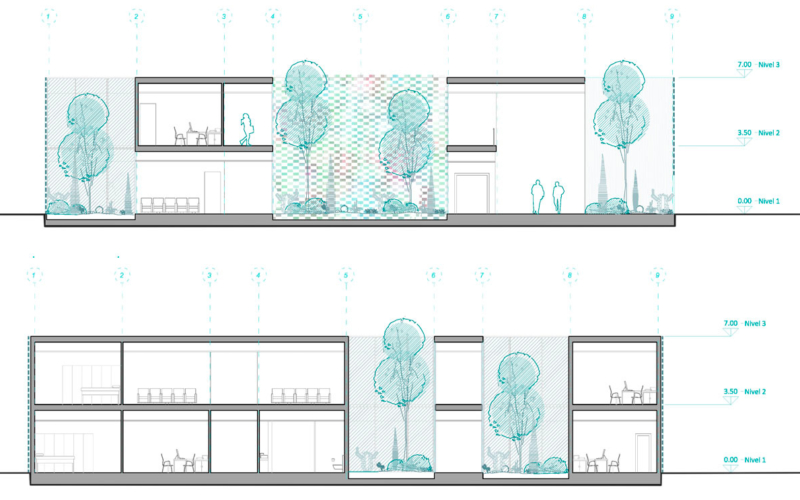 arquitectura centro de salud en Pollença