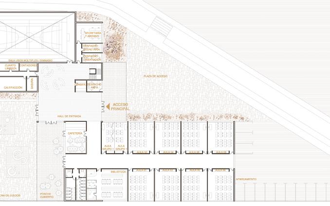 Instituto en Guadalajara concurso arquitectura