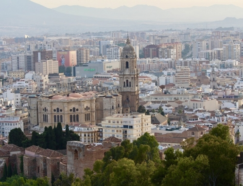 Y Málaga bajó del 20% de paro 10 años después