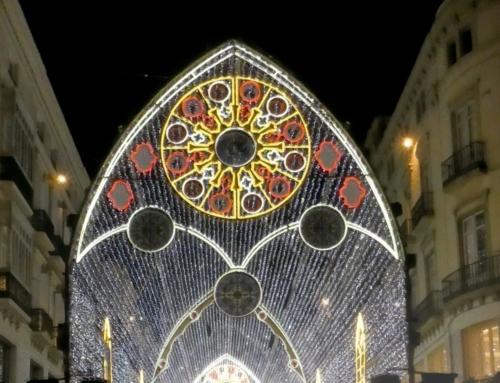 La Navidad en Málaga genera 200 millones de euros