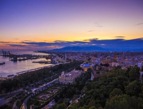 Málaga atrae al empleo
