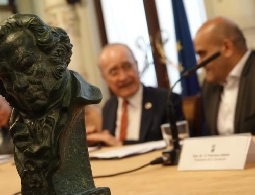 Goya a una ciudad dedicada al Cine