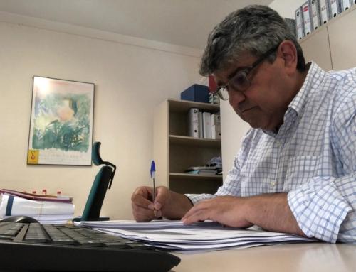 Manuel Navarro gana un concurso para la mejora de 5 pistas deportivas en Málaga