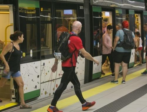 El Metro de Málaga acumula 28,27 millones de viajeros en su 5º aniversario