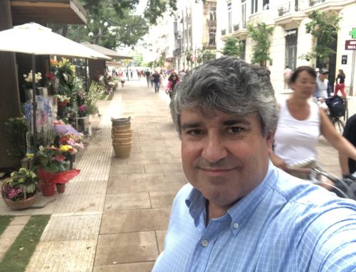 La nueva Alameda Principal de Málaga es ya, casi, una realidad