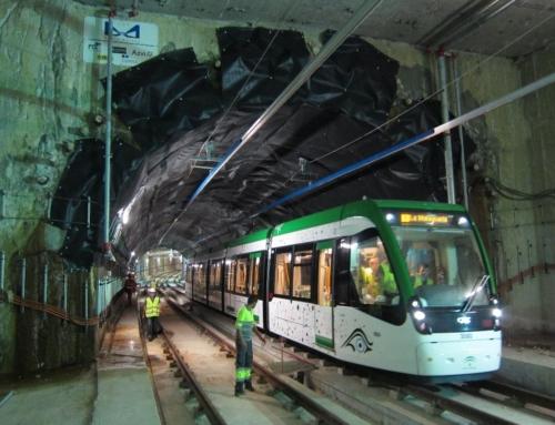 El final del Metro de Málaga, todavía no, pero se va acercando