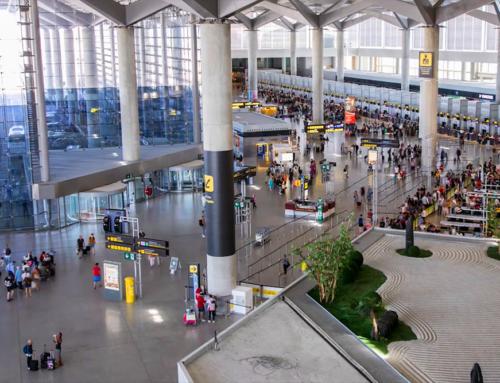 Cien años más para el aeropuerto de Málaga