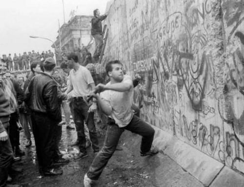 9 de noviembre de 1989: cae el muro de Berlín