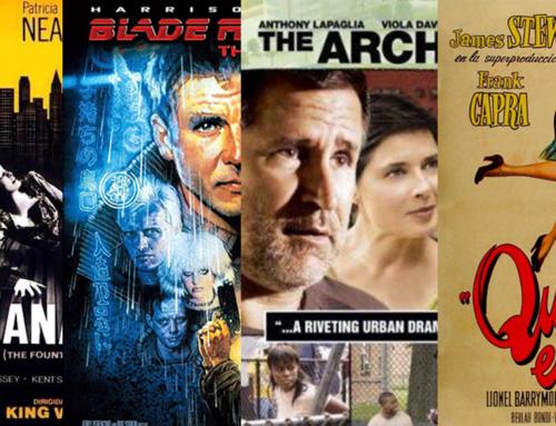 Las mejores películas para ver si te gusta la arquitectura