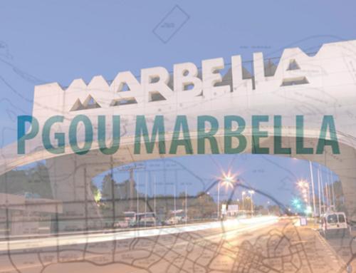 Asesoramiento a particulares y comunidades en el desarrollo del PGOU de Marbella