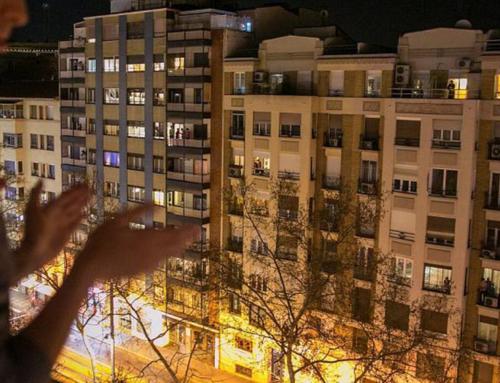 El espacio de nuestras casas en confinamiento